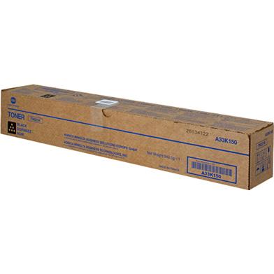 Konica Minolta TN321K Black Toner Cartridge (27,000 Pages)