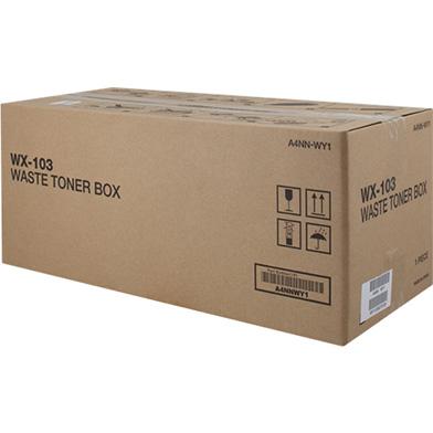 Konica Minolta WX-103 Waste Toner Box (40,000 Pages)