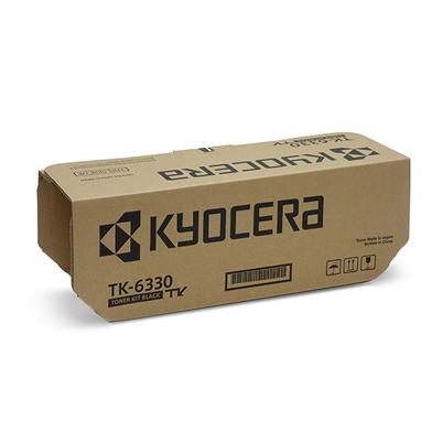 Kyocera 1T02RS0NL0 TK-6330 Black Toner Cartridge (32,000 Pages)