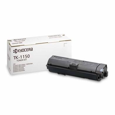 Kyocera 1T02RV0NL0 TK-1150 Black Toner Cartridge (3,000 Pages)