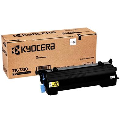 Kyocera 1T02Y40NL0 TK-7310 Black Toner Cartridge (15,000 Pages)