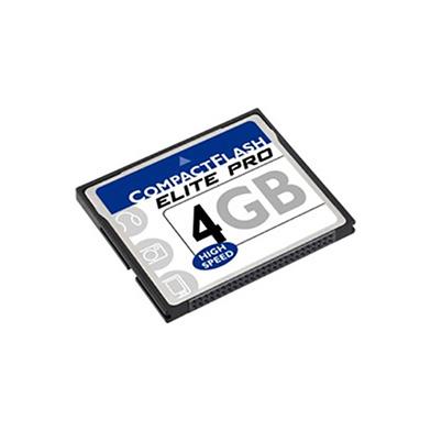 Kyocera CF-4GB CompactFlash card