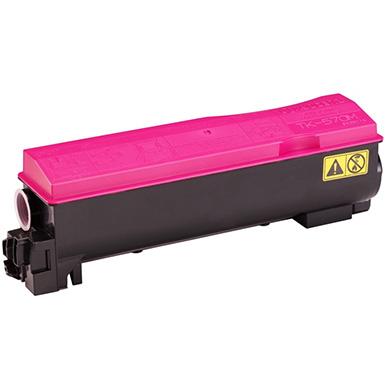 Kyocera 1T02HGBEU0 TK-570M Magenta Toner Kit (12,000 pages)