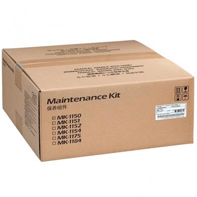 Kyocera 1702RV0NL0 MK-1150 Maintenance Kit (100,000 Pages)