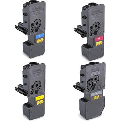 Kyocera TK5230VAL TK-5230 Toner Cartridge Multipack CMY (2.2K Pages) K (2.6K Pages)