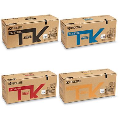 Kyocera ECOSYS M6230cidn Multifunction Printer Toner Cartridges