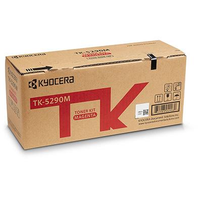 Kyocera 1T02TXBNL0 TK-5290M Magenta Toner Cartridge (13,000 Pages)