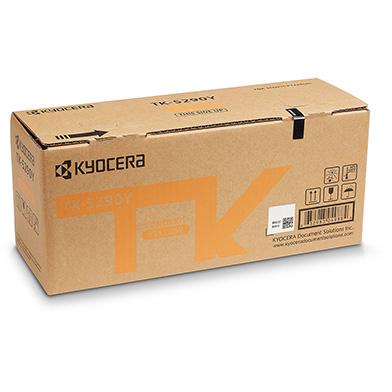 Kyocera 1T02TXANL0 TK-5290Y Yellow Toner Cartridge (13,000 Pages)