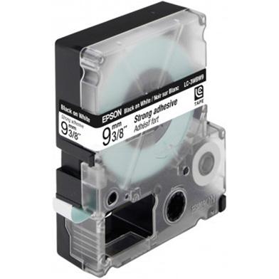 Epson LC-3WBW9 Black/White 9mm (9m) tape