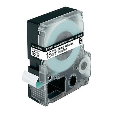 Epson LC-5WBW9 Black/White 18mm (9m) tape