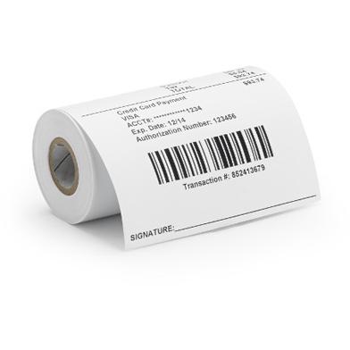 Zebra LD-R2LS5W 8000D Linerless (51mm x 20m) Paper Receipts