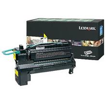 Lexmark 24B6021 24B6021 Yellow Toner Cartridge (18,000 Pages)
