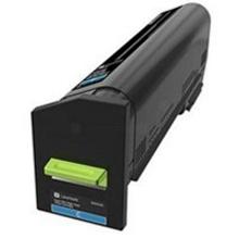 Lexmark 24B6512 24B6512 Cyan Toner Cartridge (50,000 Pages)