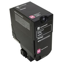 Lexmark 24B6517 Magenta Toner Cartridge (16,000 Pages)