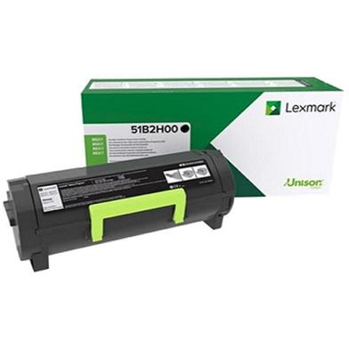 Lexmark 51B2H00 Black High Yield Return Program Toner Cartridge (8,500 Pages)