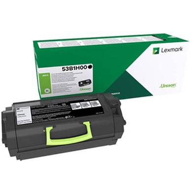 Lexmark 53B2H00 Black High Yield Return Programme Toner Cartridge (25,000 Pages)