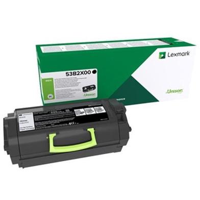 Lexmark 53B2X00 Black Extra High Yield Return Programme Toner Cartridge (45,000 Pages)
