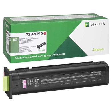 Lexmark 73B20M0 Magenta Return Programme Toner Cartridge (15,000 pages)