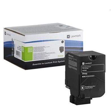 Lexmark 74C2SK0 Black Toner Cartridge (7,000 Pages)