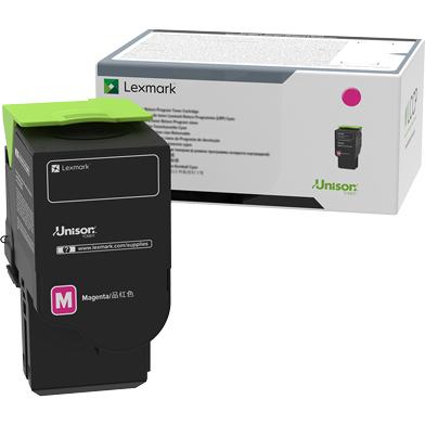 Lexmark 78C0U30 Magenta Ultra High Yield Toner Cartridge (7,000 Pages)