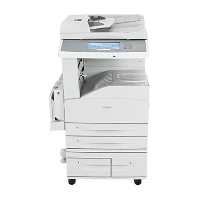 Lexmark X864de 4