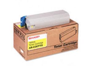 Sharp MX-27GTYA Yellow Toner Cartridge (15,000 Pages)