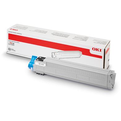 OKI Black Toner Cartridge (22,500 Pages)