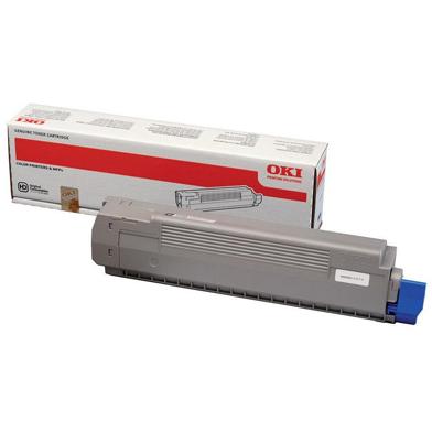 OKI 44643004 Black Toner Cartridge (7000 Pages)