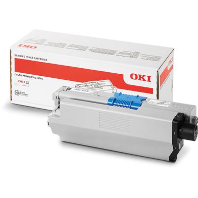 OKI 44973536 Black Toner Cartridge (2,200 Pages)