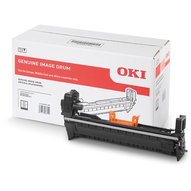 OKI 46484108 Black Imaging Drum (30,000 Pages)