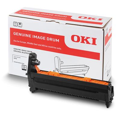 OKI 46507308 Black Image Drum (30,000 Pages)