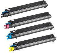 Konica Minolta 1710531-100 Toner Value Kit CMYK (7,500 pages)