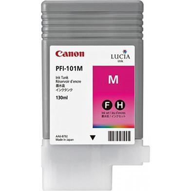 Canon 0885B001AA PFI-101M Magenta Ink Cartridge (130ml)