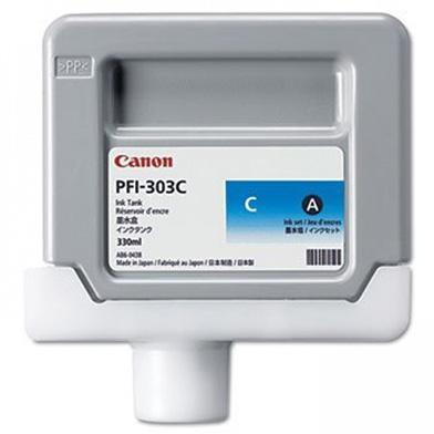 Canon PFI-303C PFI-303C Cyan Ink Cartridge