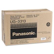Panasonic UG-3313 Black Toner Cartridge (10,000 pages)