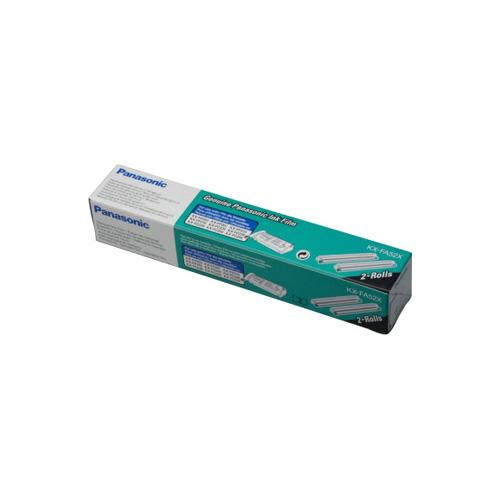 Panasonic KX-FA52X Black Ink Film Ribbons (2 Pack)