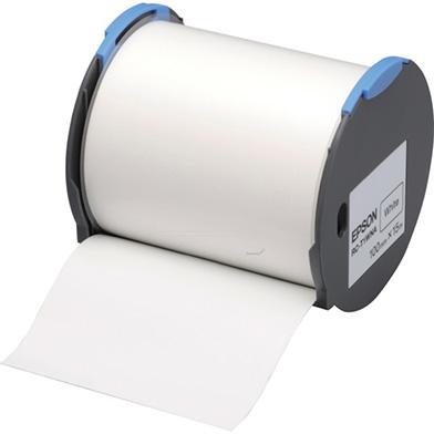 Epson RC-T1WNA 100mm x 15m White Tape