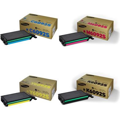 Samsung 609 Toner Rainbow Pack CMYK (7K Pages)