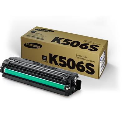 Samsung SU180A CLT-K506S Black Toner Cartridge (2,000 Pages)