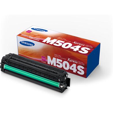 Samsung CLT-M504S Magenta Toner Cartridge (1,800 Pages)
