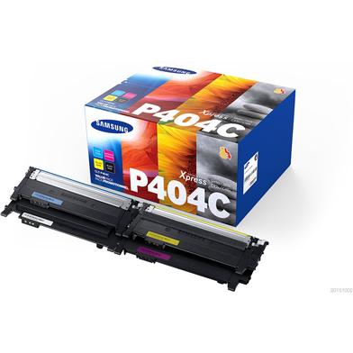 Samsung CLT-P404C Toner Multipack CMY (1K Pages) K (1.5K Pages)