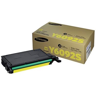 Samsung SU559A CLT-Y6092S Yellow Toner (7,000 Pages)