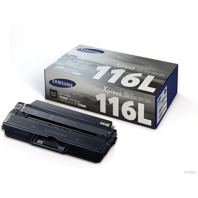 Samsung MLT-D116L Black Toner Cartridge (3,000 Pages)