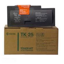 Kyocera TK-25 TK-25 Black Toner Cartridge (5,000 pages)