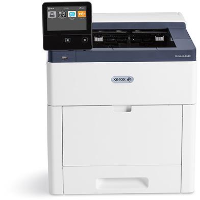 Xerox VersaLink C600DN + High Capacity Black Toner (12,200 Pages)