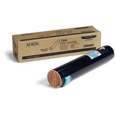 Xerox 106R01160 Cyan Toner Cartridge (25,000 Pages)