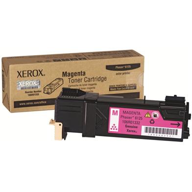 Xerox 106R01332 Magenta Toner Cartridge (1,000 Pages)