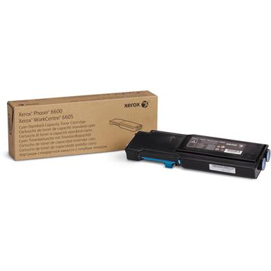 Xerox 106R02245 Cyan Toner Cartridge (2,000 Pages)