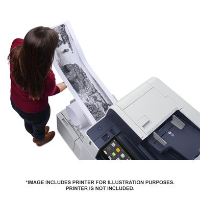 Xerox Banner Feeder Guide