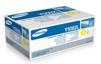 Samsung SU532A CLT-Y5082L Yellow Hi-Cap Toner Cartridge (4,000 Pages)